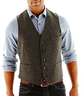 Claiborne Fashion Vest