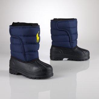 Ralph Lauren Vancouver EZ Snow Boot