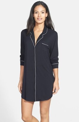 Women's Nordstrom Lingerie 'Moonlight' Nightshirt $49 thestylecure.com
