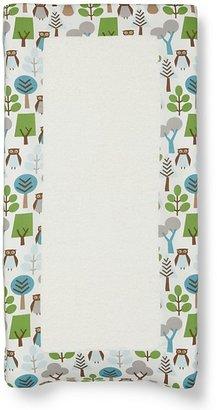 DwellStudio Owls Changing Pad Cover