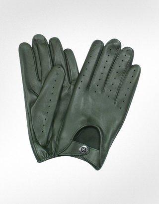 Bentley Dents Pittards Cabretta Green Gents Gloves