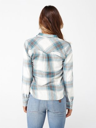 Roxy Round Up Shirt