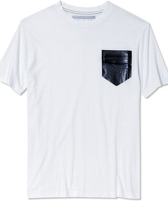 Sean John Big & Tall T-Shirt, Plastipocket