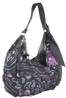 Fox Comeback Hobo (Black) - Bags and Luggage
