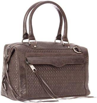 Rebecca Minkoff Mab Mini H004F03C Shoulder Bag,Smoke,One Size