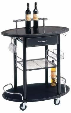 New Spec Inc Bar Cart New Spec Inc
