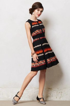 Anthropologie Cadenza Petite Dress