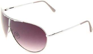 Southpole Women's 349SP SLVM Shield Sunglasses