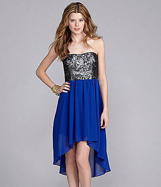 GB Sweetheart Sequin Dress
