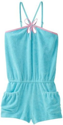 Kate Mack Girls 7-16 All Aflutter Romper