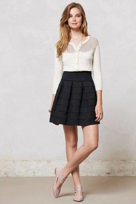 Anthropologie Ponte Belle Skirt