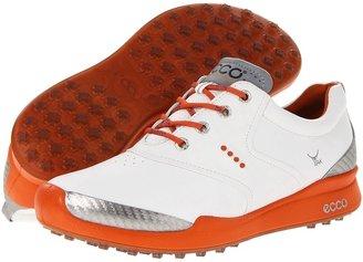 Ecco Biom Hybrid 100513 (White/Burnt Ochre) - Footwear