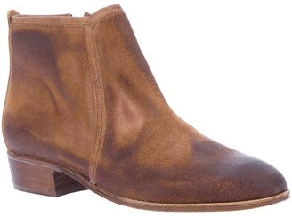 Malababa vintage effect ankle boot