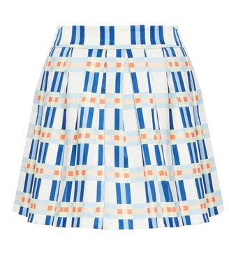 Alice + Olivia Marin Mini Skirt