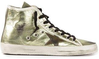 Golden Goose Deluxe Brand 'Francy' hi-top sneakers
