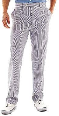 JCPenney Stafford® Seersucker Pants