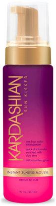 Kardashian Sun Kissed Sun Kissed Instant Sunless Mousse $19.99 thestylecure.com