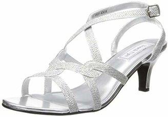 Touch Ups Women's Flatter Dress Sandal