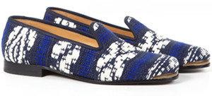 Warehouse Cobra Society Najet Tapestry Loafer