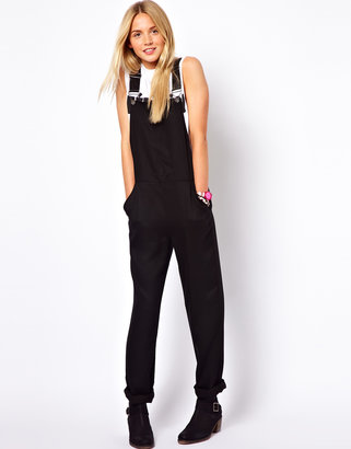 Asos Dungarees in Relaxed Fit