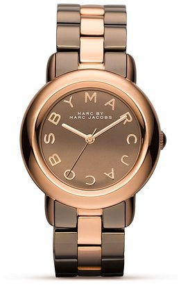 Marc by Marc Jacobs Marci Mirror Watch, 36mm