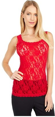Hanky Panky Signature Lace Unlined Cami (Red) Women's Lingerie