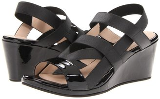 Aquatalia by Marvin K Jaden (Black Patent) - Footwear