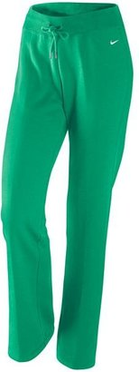 Nike relaxed-fit fleece active pants