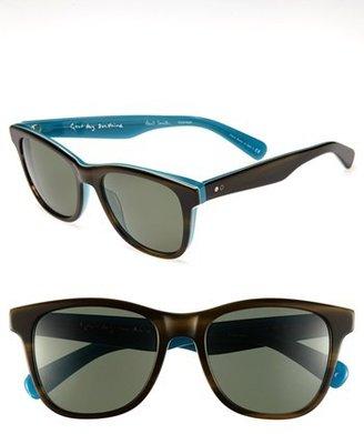 Paul Smith 'Berman' 54mm Polarized Sunglasses