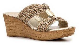 Italian Shoemakers Sheena Wedge Sandal