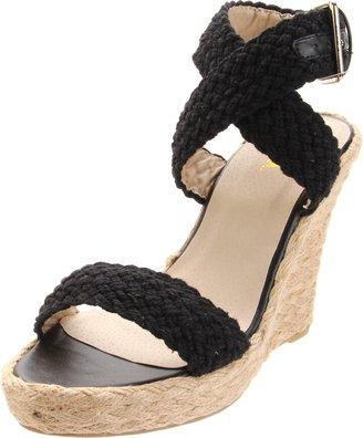 N.Y.L.A. Women's Colby Wedge Sandal