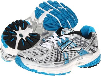 Brooks Defyance 6 (Euro Blue/Pavement/Silver/Black/White) - Footwear