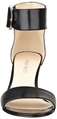 Nine West Ventana Ankle Strap Wedges