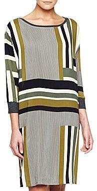Mng By Mango® Striped Sheath Dress