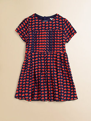 Little Marc Jacobs Toddler's & Little Girl's Heart Dress
