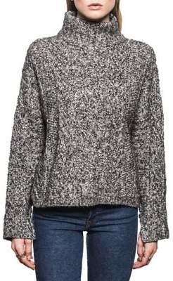 Line Blair Mockneck Sweater