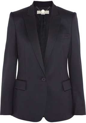 Stella McCartney Ingrid wool-twill blazer