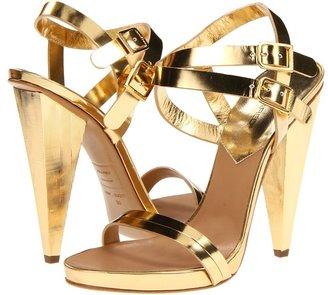 DSquared DSQUARED2 S13C508100 74 Cindy Laminato Sandal High Heels
