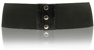 Forever 21 Dyani Faux Leather Waist Belt