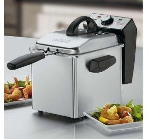 Waring Mini Deep Fryer, DF55