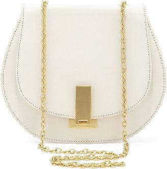 Zac Posen ZC Zc Posen Loren Chain-Strap Shoulder Bag, Pearl