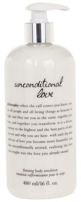 philosophy unconditional love firming body emulsion (16oz) (N/A) - Beauty