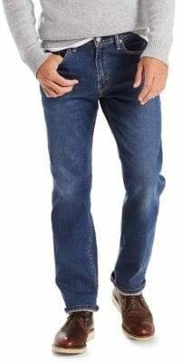 Levi's 514 My Pretty Straight-Fit Jeans