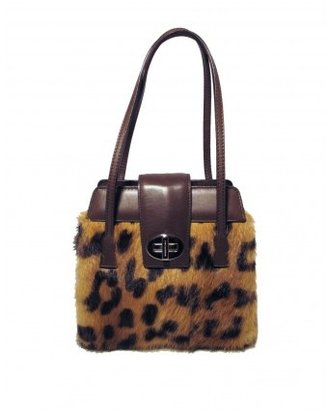 Dolce & Gabbana very good (VG Leopard Print Fur Bag