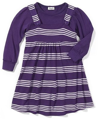 Juicy Couture Splendid Littles Toddler Girl Jumper Dress Set