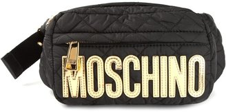 Moschino Quilted Bumbag