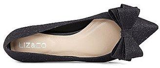 JCPenney Liz & Co.® Julie Bow Flats