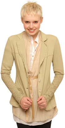 Baci Cotton Blazer