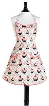 Jessie Steele Audrey Adult's Cupcakes Bib Apron