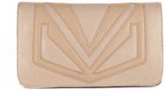 Bracher Emden Lucy Clutch Gold